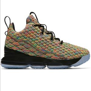 e88547391503 Nike Shoes - BRAND NEW LEBRON FRUITY PEBBLES KIDS SIZE 12c